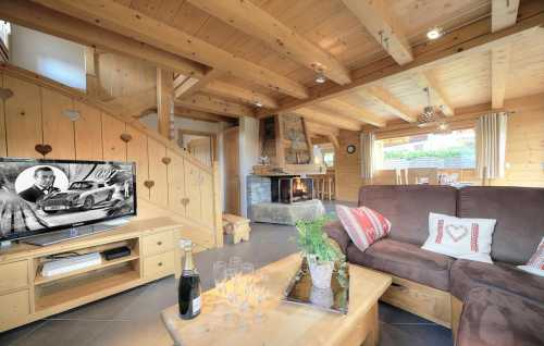 Chalet individuel MEGEVE  -  ref 126215 (picture 1)